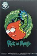 Rick And Morty Hungry For Apples Pin (C: 1-1-2)