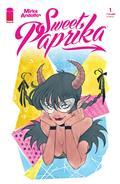Mirka Andolfo Sweet Paprika #1 Cvr C Momoko (MR)