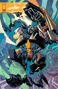 Skybound X #5 Cvr A Finch (MR)