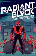 Radiant Black #6 Cvr A Lafuente & Cunnifee
