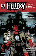 Hellboy & BPRD Secret of Chesbro House #1 (of 2) Cvr A Mcman