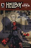 Hellboy & BPRD Secret of Chesbro House #1 (of 2) Cvr B Stenb