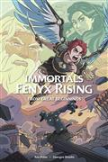 IMMORTALS FENYX RISING FROM GREAT BEGINNINGS TP (C: 0-1-2)