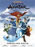 AVATAR-LAST-AIRBENDER-NORTH-AND-SOUTH-LIBRARY-EDITION-HC-(C