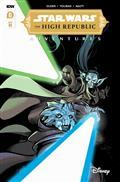 Star Wars High Republic Adventures #6 Cvr A Tolibao (C: 1-0-