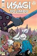 Usagi Yojimbo #21 Cvr A Sakai