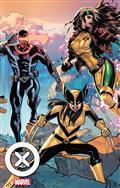 X-Men #1 Silva Bustos Gleason Stormbreakers Var