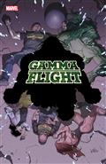 Gamma Flight #2 (of 5)