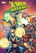 X-Men Legends #5