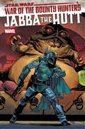 Star Wars War Bounty Hunters Jabba Hutt #1