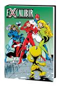 Excalibur Omnibus HC Vol 02 Davis Cvr