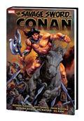 Savage Sword Conan Orig Marvel Yrs Omnibus HC Vol 06 (MR)