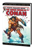 Savage Sword Conan Orig Marvel Yrs Omnibus HC Vol 06 Dm Var
