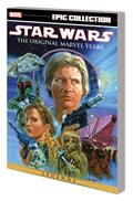 Star Wars Legends Epic Coll Original Marvel Years TP Vol 05