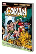 Conan Orig Marvel Yrs Epic Coll TP Curse Golden Skull