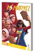 Ms Marvel GN TP Game Over