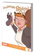 Unbeatable Squirrel Girl GN TP Squirrels Just Wanna Have Fun