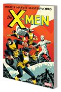 Mighty MMW X-Men Strangest Super Heroes GN TP Vol 01 Cho Cvr