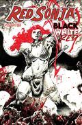 Red Sonja Black White Red #1 Cvr C Tan