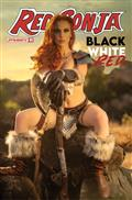 Red Sonja Black White Red #1 Cvr D Cosplay