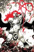 Red Sonja Black White Red #1 Cvr N Tan Ltd Virgin (C: 0-1-2)