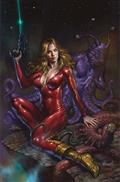 Barbarella #1 Cvr M Parrillo Ltd Virgin