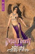 Dejah Thoris vs John Carter of Mars #1 Cvr D Cosplay