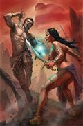 Dejah Thoris vs John Carter of Mars #1 Cvr L Parrillo Ltd VI