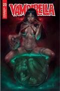 Vampirella #23 Cvr A Parrillo