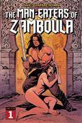 Cimmerian Man-Eaters of Zamboula #1 Cvr A Yannick Paquette (