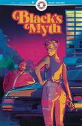 Blacks Myth #1 (MR)