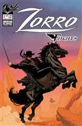 Zorro Flights #1 Cvr A Martinez (C: 0-1-2)