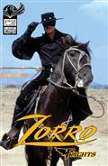 Zorro Flights #1 Cvr B Ltd Ed Photo (C: 0-1-2)