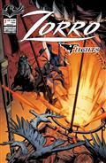 Zorro Flights #1 Cvr C Carratu (C: 0-1-2)