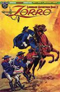 Zorro Legendary Adventures Book 2 #1 Main Cvr (C: 0-1-0)