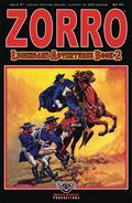 Zorro Legendary Adventures Book 2 #1 Blazing Blades Ltd Ed C