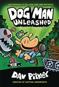 DOG-MAN-GN-VOL-02-UNLEASHED-NEW-PTG-(C-0-1-0)