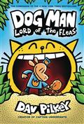 DOG-MAN-GN-VOL-05-LORD-OF-FLEAS-NEW-PTG-(C-0-1-0)