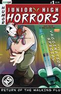 Jr High Horrors Return Walking Flu Vaccine Ed #1 Cvr B Beck