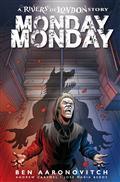 Monday Monday Rivers of London #1 Cvr B Beroy