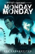 Monday Monday Rivers of London #1 Cvr D Nemeth