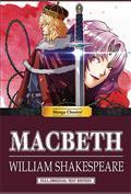 Manga Classics Macbeth HC