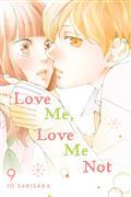 Love Me Love Me Not GN Vol 09 (C: 0-1-2)