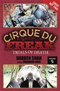Cirque Du Freak Manga Omnibus GN Vol 03 Darren Shan (C: 0-1-