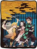 Demon Slayer Character Fleece Blanket (C: 1-1-2)