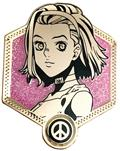 Jojos Bizarre Adventure Golden Reimi Sugimoto Pin (C: 1-1-2)
