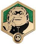 Jojos Bizarre Adventure Golden Shigekiyo Yangu Pin (C: 1-1-2