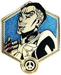 Jojos Bizarre Adventure Golden Yuya Fungami Pin (C: 1-1-2)