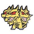 Godzilla Chibi King Ghidorah 1/2In Series 2 Enamel Pin (C: 1