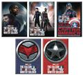 The Falcon And The Winter Soldier 36Pc Magnet Asst (C: 1-1-2